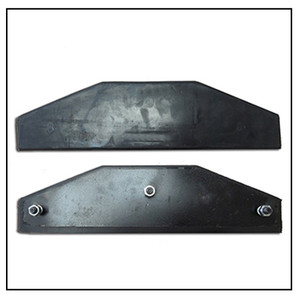 Backhoe Stabilizer Pads