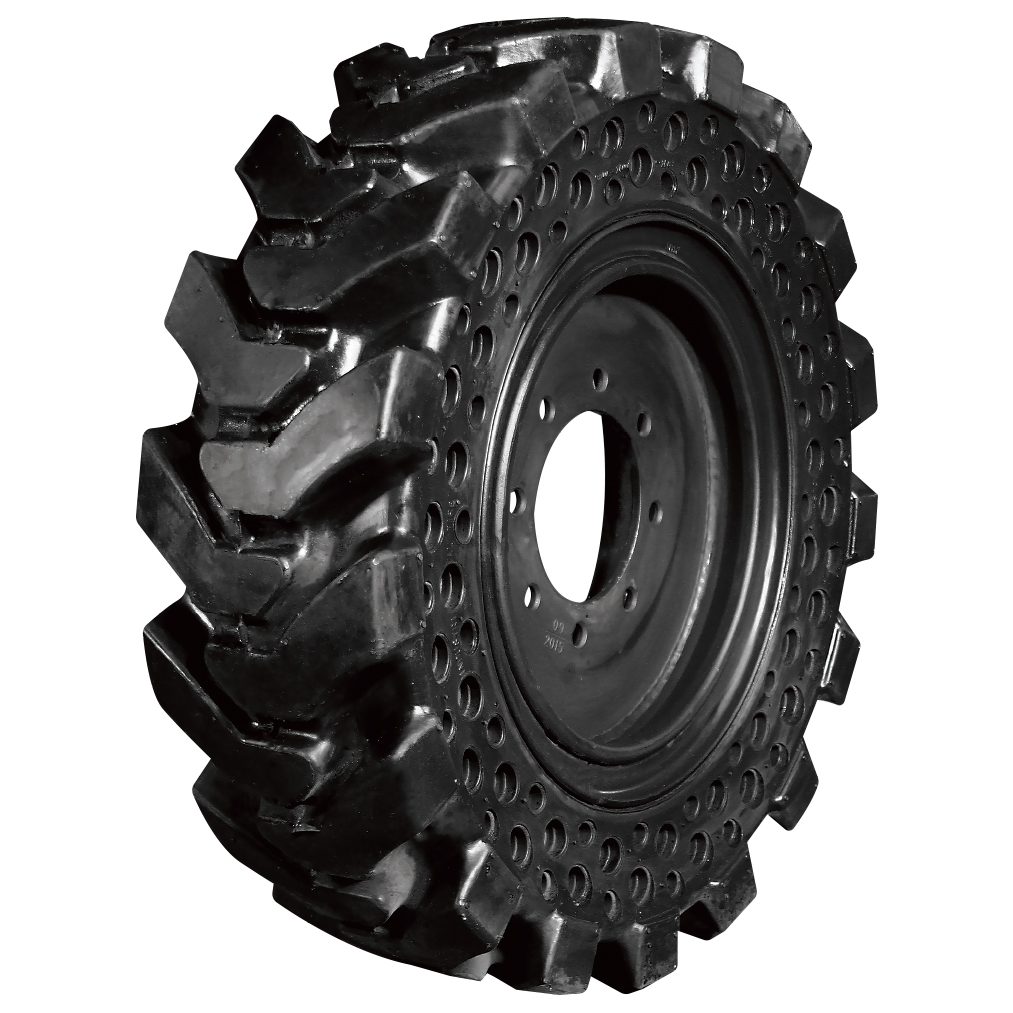 VERT-EX (Press-On) Flat-Proof Tires